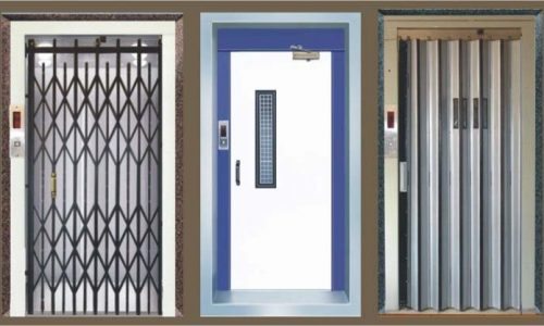range-of-manual-lift-doors